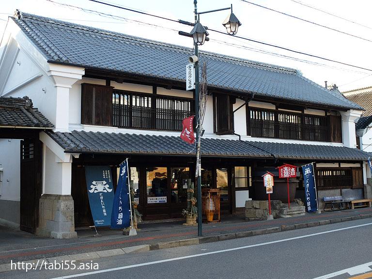 にほんいち醤油の岡直三郎商店
