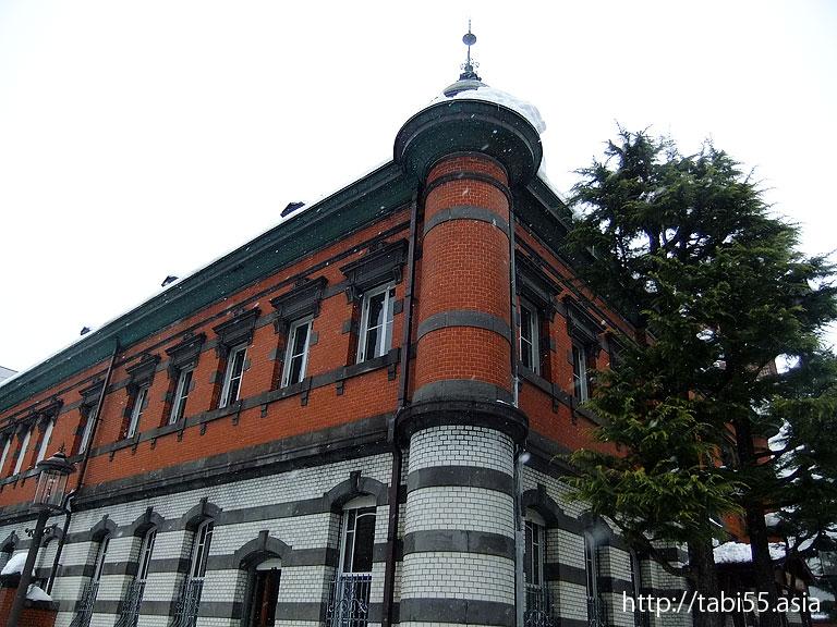 秋田市立赤レンガ資料館