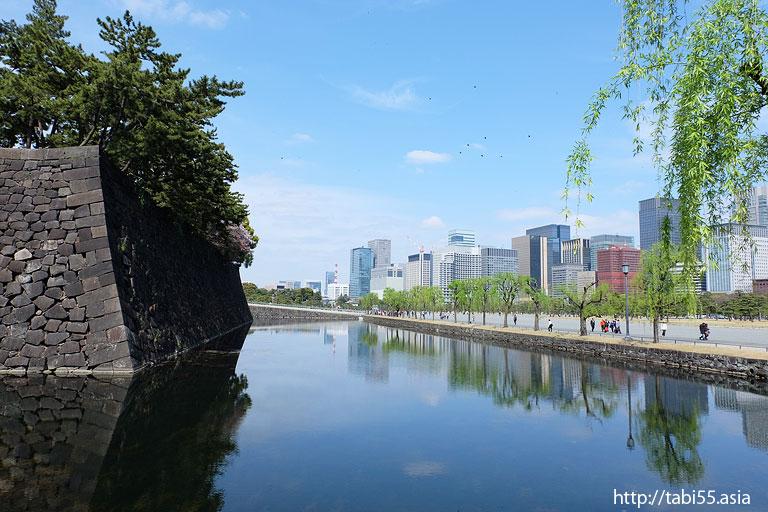 皇居(東京都千代田区)/Imperial Palace (Chiyoda-ku, Tokyo)