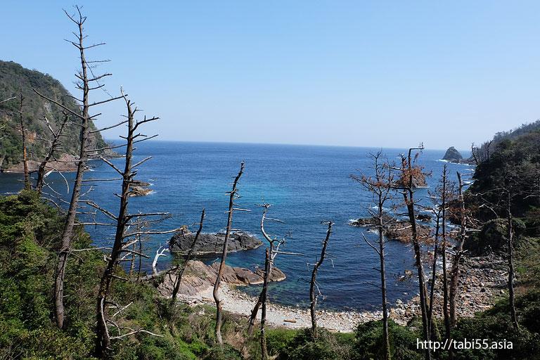 隠岐の島町(島後)の風景