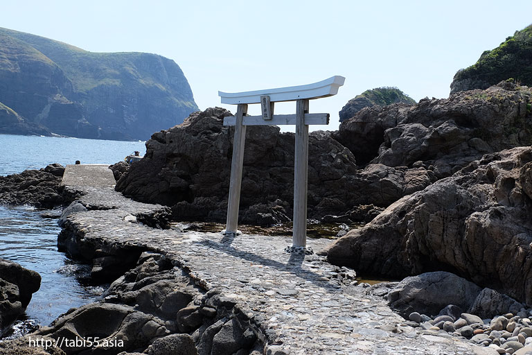 国賀神社@国賀海岸(島根県)/Kuniga Coast(Shimane)