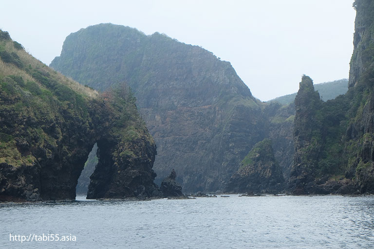 国賀めぐり定期観光船(島根県)