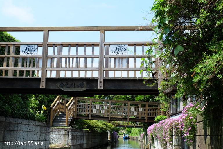 加藤洲十二橋(千葉県香取市)
