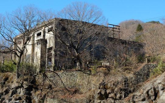 足尾銅山 小滝坑/通洞坑エリア(栃木県)