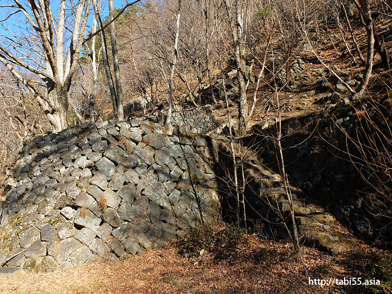 足尾銅山 小滝坑