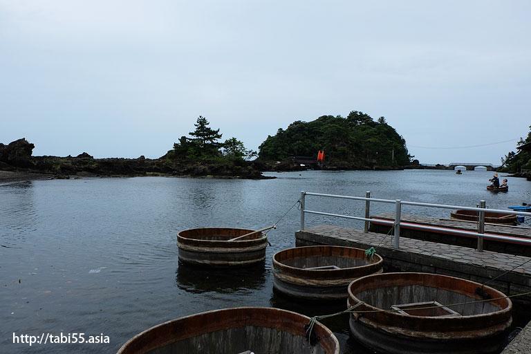 矢島・経島(やじま・きょうじま)