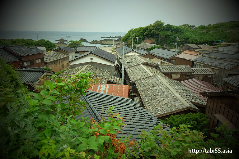 宿根木(新潟県佐渡島)/Shukunegi (Sado Island, Niigata Prefecture)