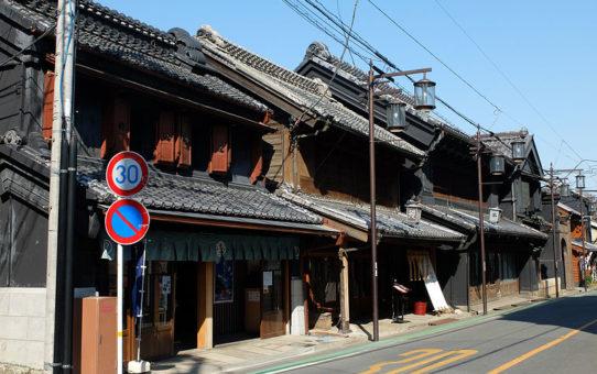 古い町並み観光【関東編】おすすめ5選【東京から日帰りOK!も】