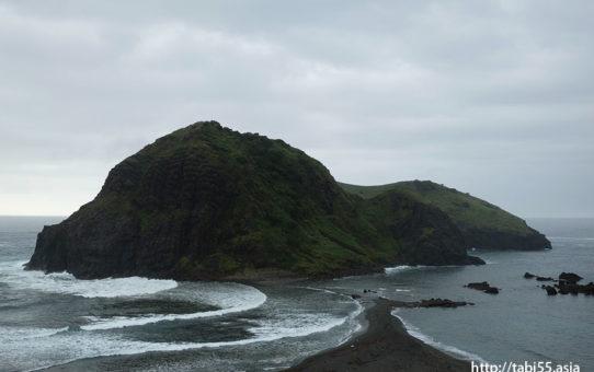 大野亀・二ツ亀(新潟県佐渡島)