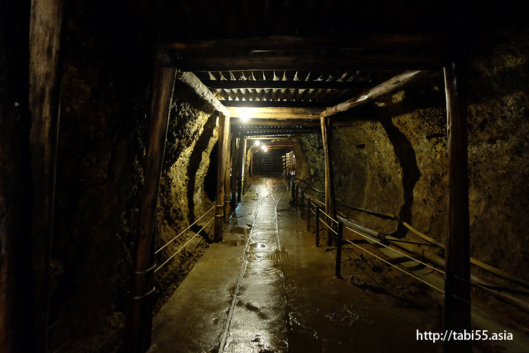 史跡 佐渡金山(新潟県佐渡島)/Historic sites Sado Silver Mine (Sado Island, Niigata Prefecture)