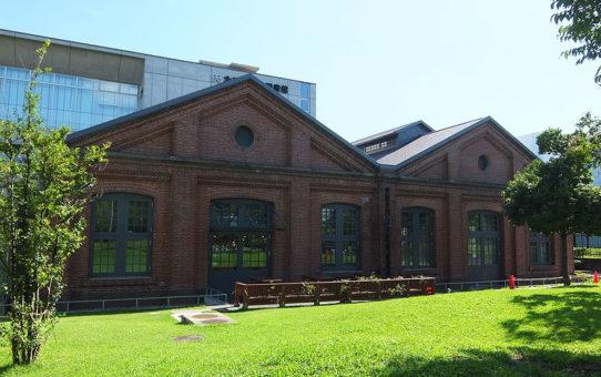 赤レンガ図書館(東京都北区中央図書館)