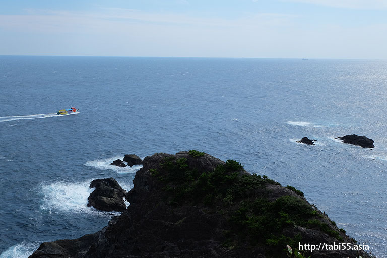 石廊崎(静岡県)/Irozaki (Shizuoka Prefecture)