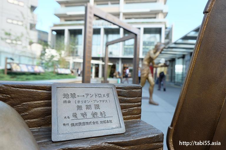 大泉学園駅のアニメゲート