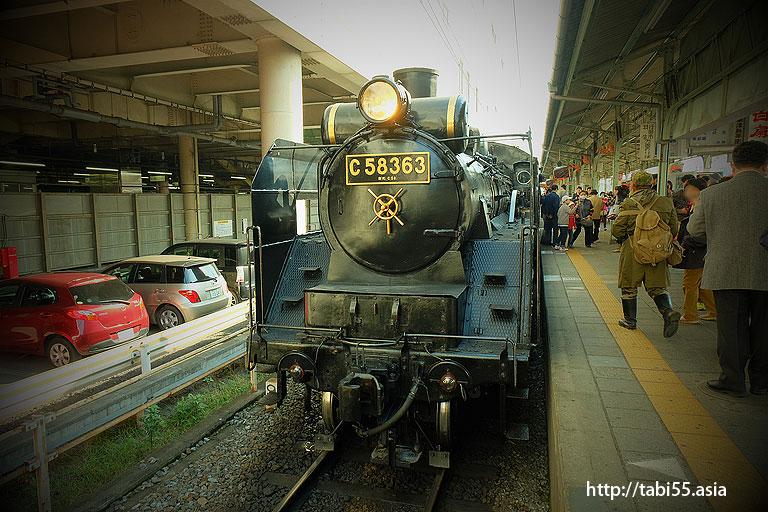 SLパレオエクスプレス(埼玉県)/SL pareo Express (Saitama)