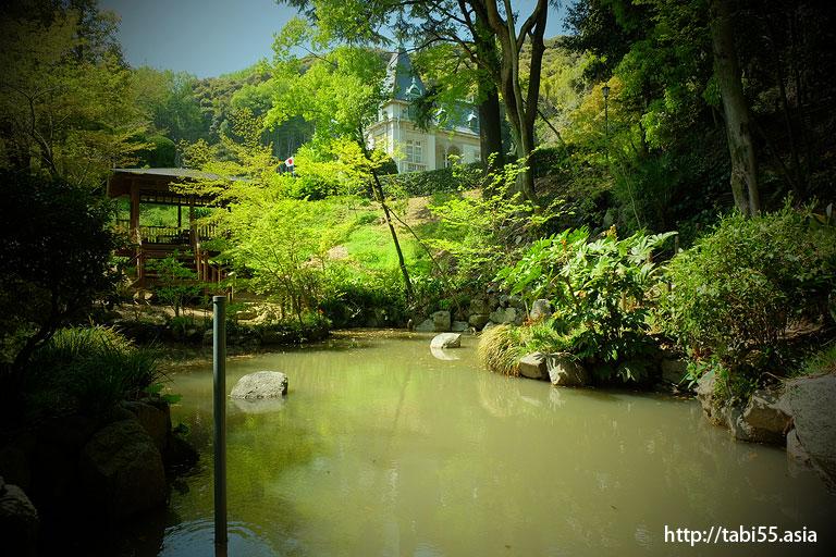 萬翠荘(松山観光おすすめコース)