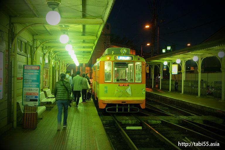道後温泉駅(松山観光モデルコース)