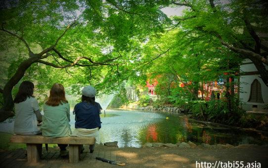 吉祥寺の観光なら!井の頭恩賜公園がおすすめ(東京都武蔵野市)