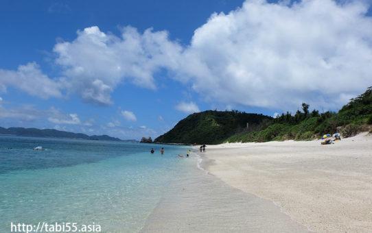 ニシバマビーチ/北浜(阿嘉島)