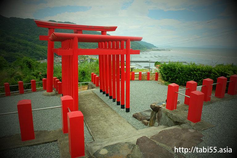 大榮稲荷神社(熊本県宇土市)