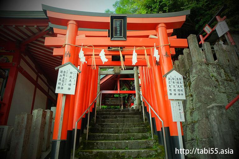 熊本城稲荷神社/白髭稲荷大明神(熊本県熊本市)
