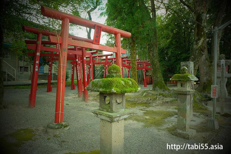 老神神社(熊本県人吉市)