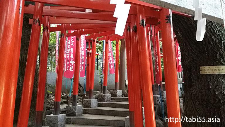 乃木神社(東京都港区赤坂)
