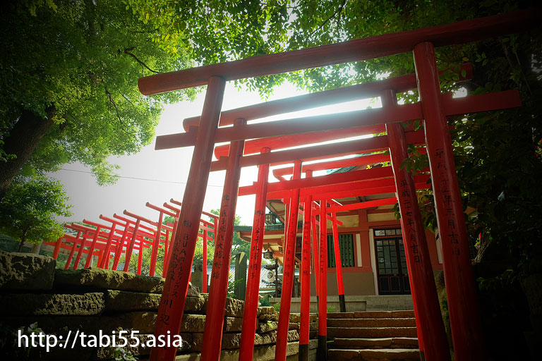 品川神社 阿那稲荷神社(東京都品川区)