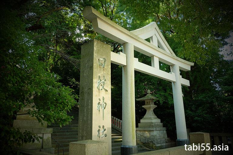 日枝神社の鳥居の意味は?