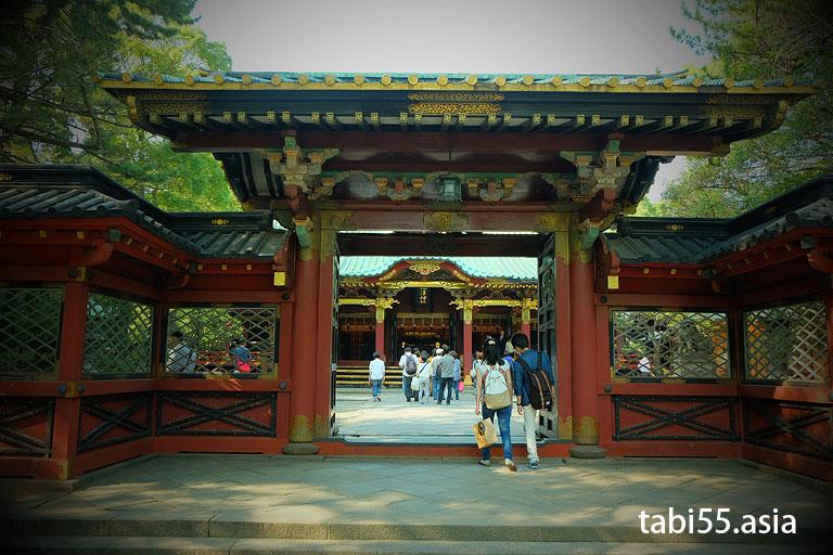 根津神社(東京都文京区)