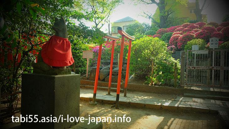 根津神社を訪れるなら、つつじの季節がおすすめ
