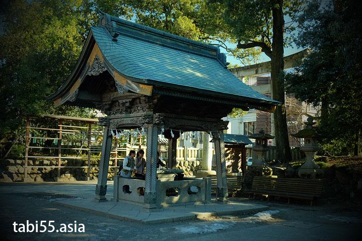 秩父神社@秩父駅周辺の【徒歩で散策する】観光スポット