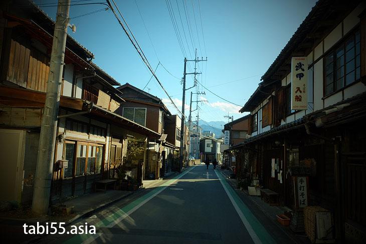 国登録有形文化財建造物が連なる通りを散策@秩父駅周辺の観光