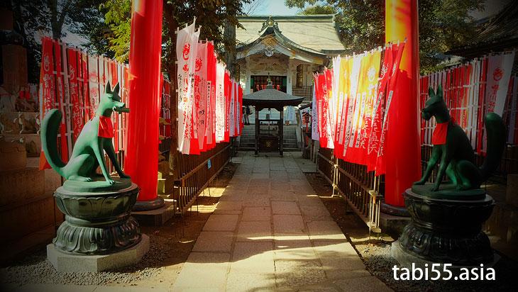 豊川稲荷東京別院は、神社ではなく、お寺でした(東京都港区)