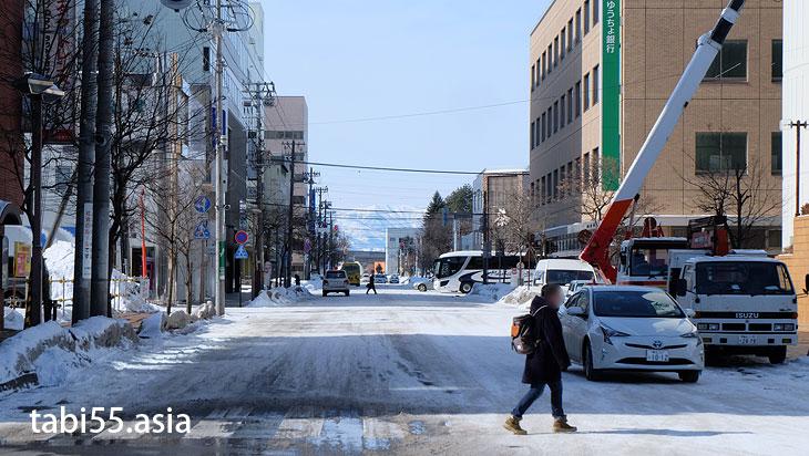 帯広駅周辺!3時間半で観光しました(北海道)