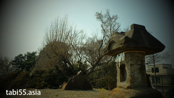 中里の富士塚(東京都練馬区)で、富士山登山