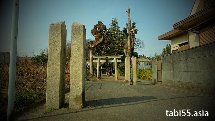 八坂神社(東京/練馬)にお参り