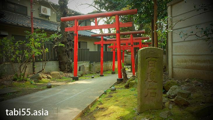 威光稲荷堂(東京都豊島区)池袋駅から徒歩8分の異空間