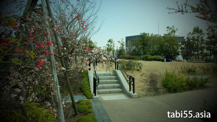 ここが高速道路のジャンクション!?目黒天空庭園