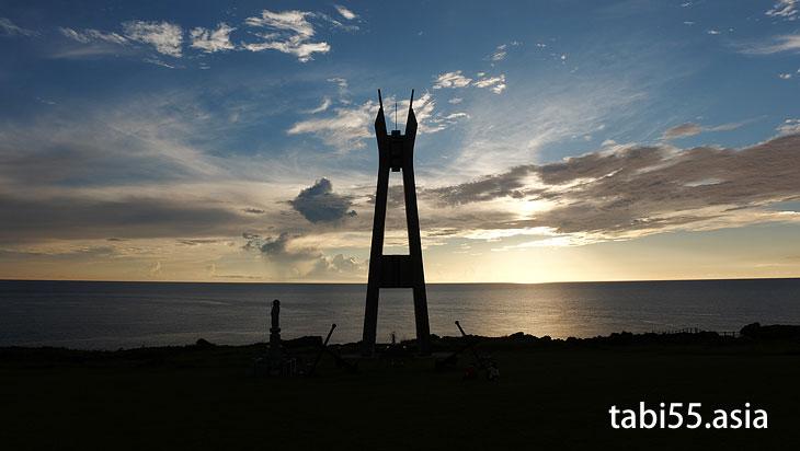 犬田布岬で「戦艦大和慰霊塔」@徳之島の観光スポット【おすすめ15選】