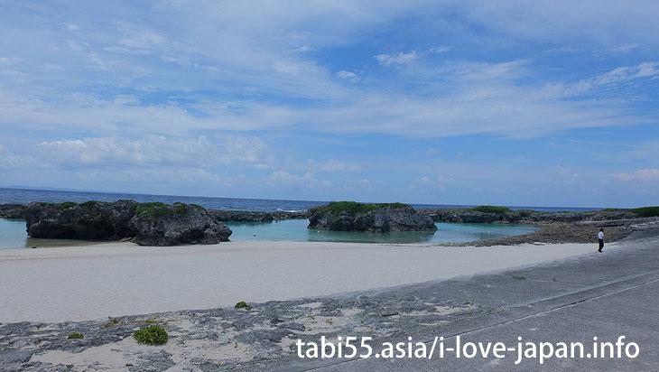 スギラビーチ@喜界島の観光!行ってよかった【おすすめ】