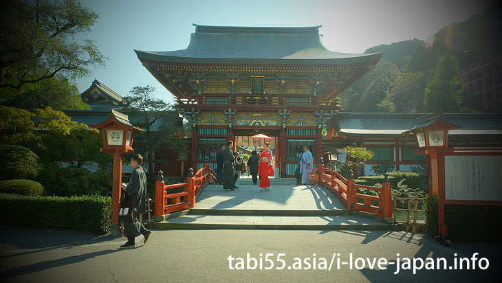 Yutoku Inari-Jinja Shrine