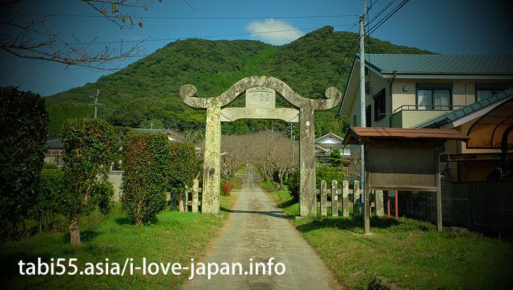 石門が印象的なお寺。円応寺