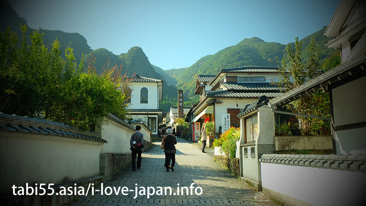 Wander through the Nabeshima clan Kilding slope