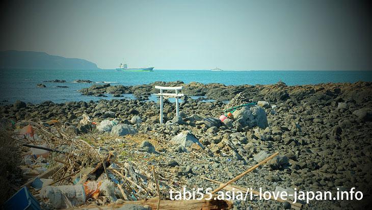 Heart objects! Cape Hado has full of highlights