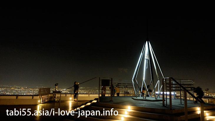 7.札幌の夜景なら!もいわ山ロープウェイ