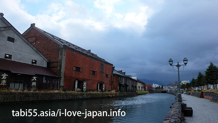 7. Otaru canal in the morning is wonderful!