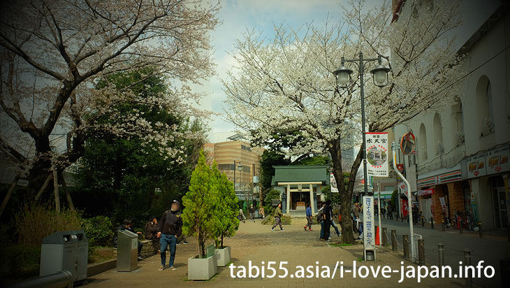 Ikebukuro Station Park| Ikebukuro Station【East Exit】Sakura's sightseeing within walking distance