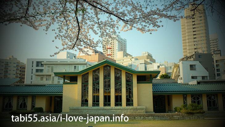 Jiyu Gakuen Myonichikan|Ikebukuro Station【West Exit】Sakura's sightseeing within walking distance